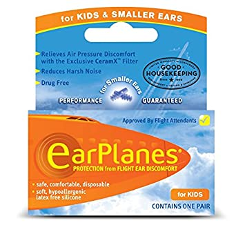 .com: original child earplanes by cirrus healthcare earplug ...