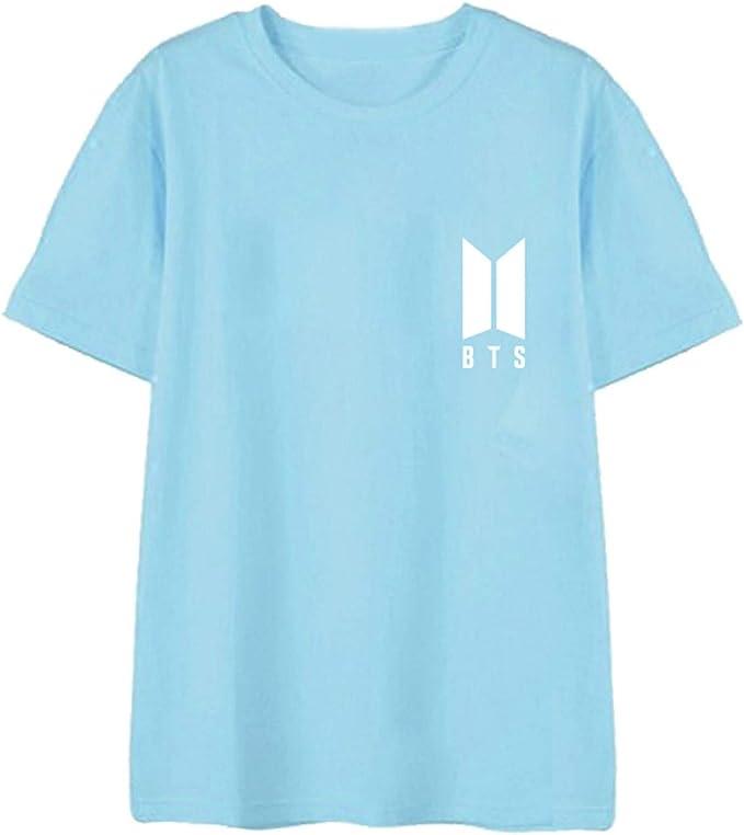 Imagen deSERAPHY KPOP Camiseta Unisex Love Yourself Camiseta Tshirts Linda Jin Jimin Jung Kook J-Hope Rap-Monster V