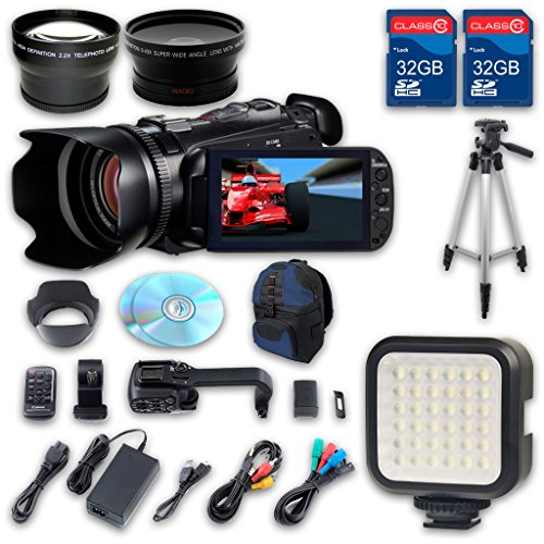 canon-xa10-hd-professional-camcorder-wideangle-lens-telephoto-lens-lens-hood-2-pc-32-gb-memory-cards