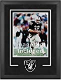 Oakland Raiders Deluxe 16x20 Vertical Photograph Frame