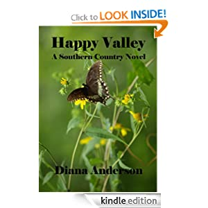 Happy Valley (A Southern Country Novel) Diana Anderson