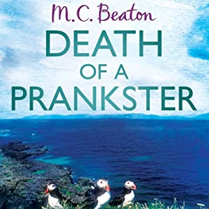 Death of a Prankster Audiobook