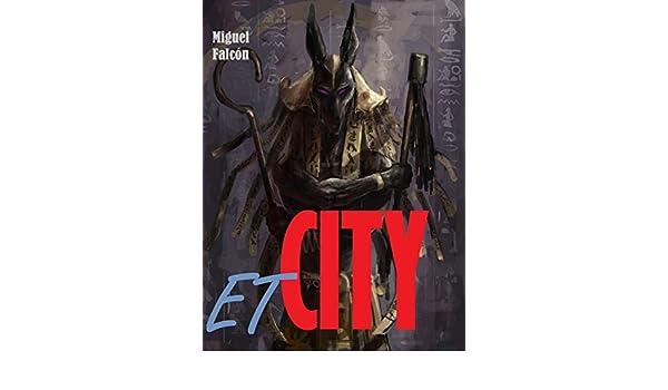 Amazon.com: ET CITY: La Ciudad Extraterrestre (Spanish ...