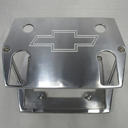 Billet Aluminum Optima Battery Tray Holder Box - Chevy