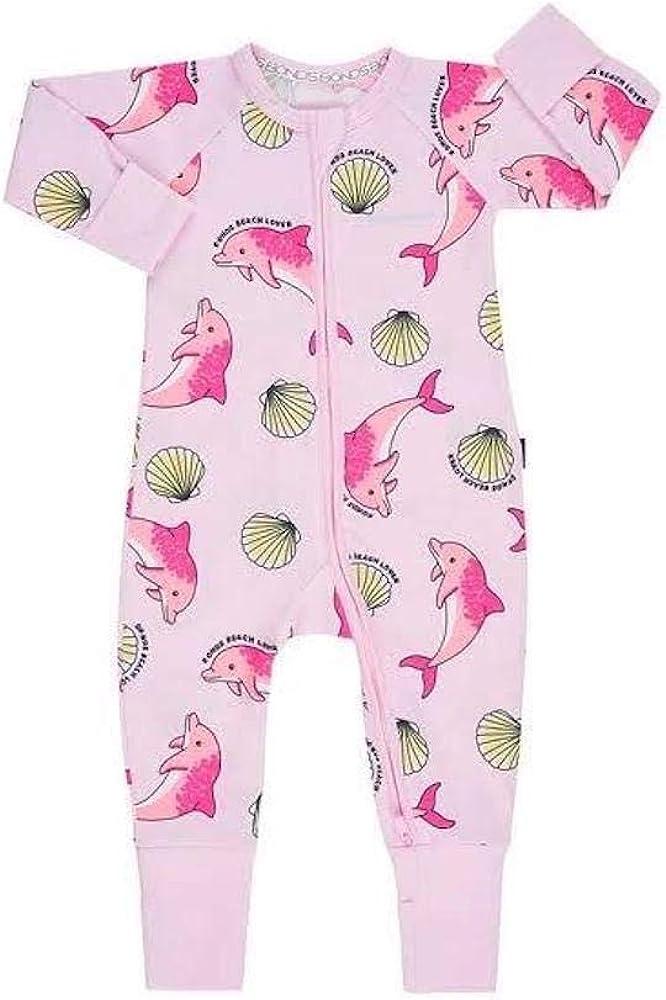 ZIPPY Baby Girls Babygrow Bodysuit