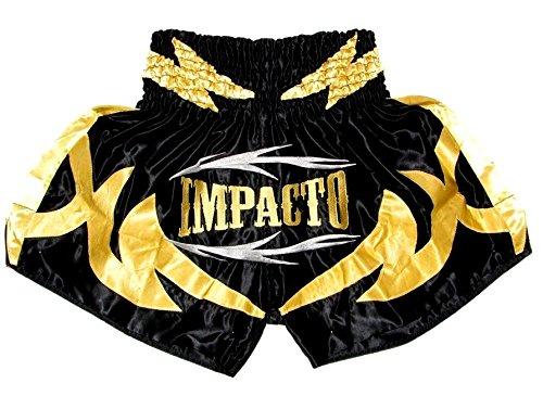 Pantalon corto impacto muay thai