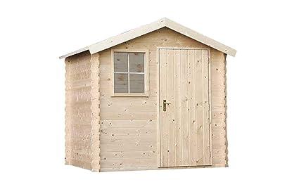 Gartenhaus Holz Massiv
