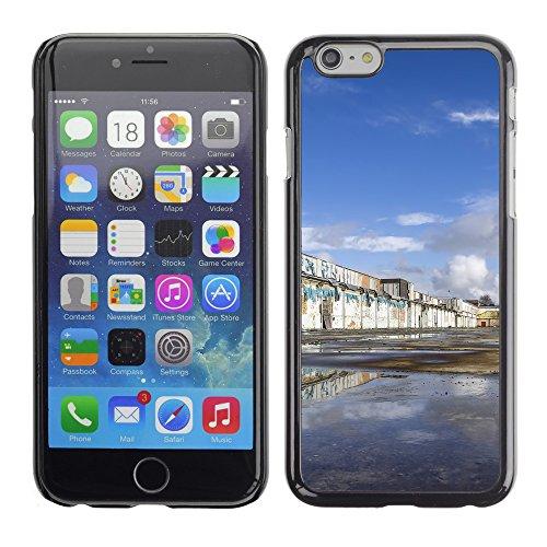 "Premio Sottile Slim Cassa Custodia Case Cover Shell // F00029311 Paysage urbain // Apple iPhone 6 6S 6G PLUS 5.5"""