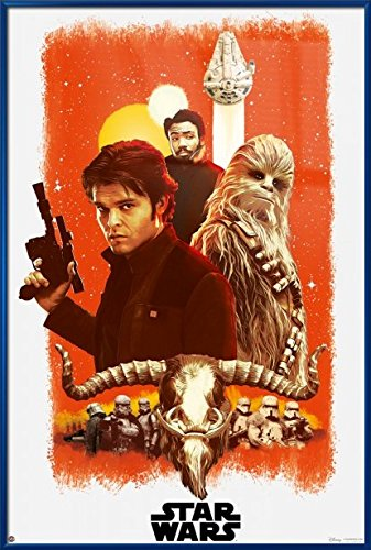 Solo: A Star Wars Story - Framed Movie Poster/Print