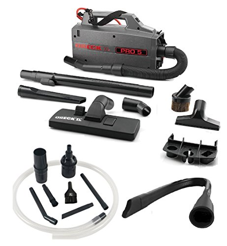 Read About Oreck Pro 5 - BB900 Commercial Car Handheld Vacuum Bundle
