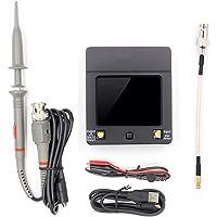 Osciloscopio,Baugger- DSO 112A TFT Mini osciloscopio digital portátil