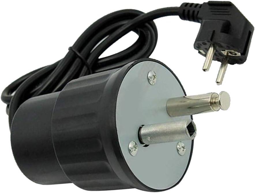Elektro BBQ Braten Rotisserie Grill Motorgrill Werkzeug