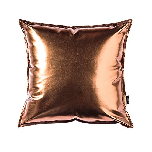 OJIA Deluxe Home Decorative Postmodern Art Metallic Soft PU