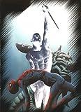 2010 Marvel Heroes and Villains #36 Spider-Man vs. Mister Negative - NM-MT