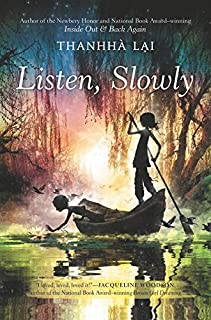 Book Cover: Listen, Slowly