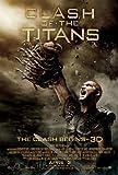 Clash of the Titans Poster Movie J (11 x 17 Inches - 28cm x 44cm) Sam Worthington Liam Neeson Ralph Fiennes Gemma Arterton Alexa Davalos Danny Huston