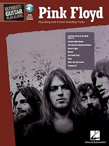 Ultimate Guitar Play-Along Pink Floyd Book/online audio (Ultimate Play-Along) by Pink Floyd (2009-01-01)