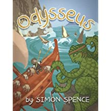 Odysseus: Book 3- Early Myths: Kids Books on Greek Myth (Volume 3)