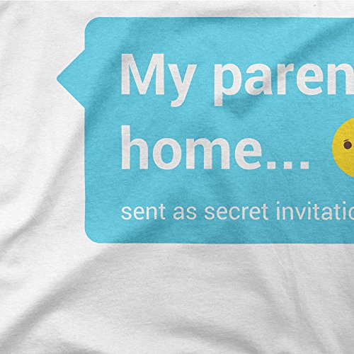 My Parents Aren'T Home Femme T-shirt