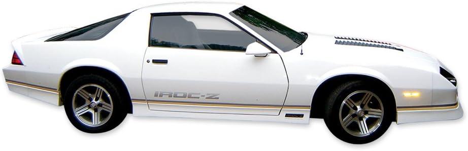1988 1989 1990 Chevrolet Camaro IROCZ IROC-Z Z28 Decals Stripes Graphics Kit
