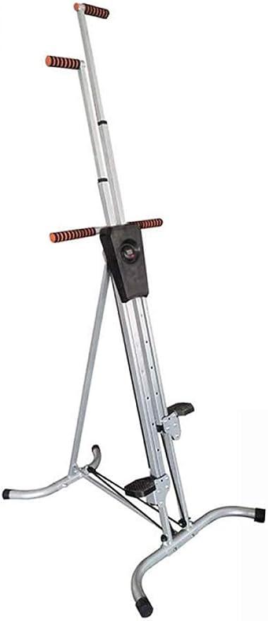 HLLXX Máquina de Step, Escalador Vertical, Stepper Máquina de Escalada Vertical Climbing, Movimientos para Escalada, Plegable, Capacidad De Carga De ...