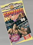 WWF Spring Explosion 96 [VHS]