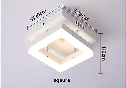 Plafoniere Da Cucina Moderne : T tonranp lampade moderne del metallo delle plafoniere della