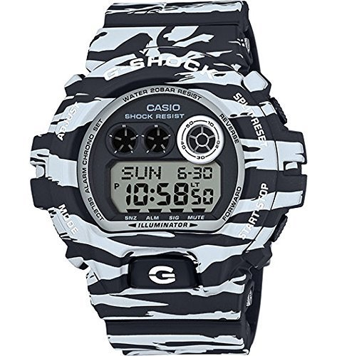 G Shock GDX 6900BW 1 Black White Luxury