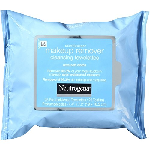 Neutrogena Makeup Remover Cleansing Towelettes, Refill Pa...