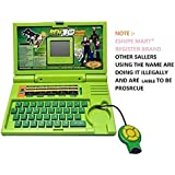 ESnipe Mart® 20 Activities & Games Fun Laptop Notebook Computer Toy for Kids