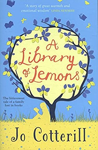 book cover of A Library of Lemons