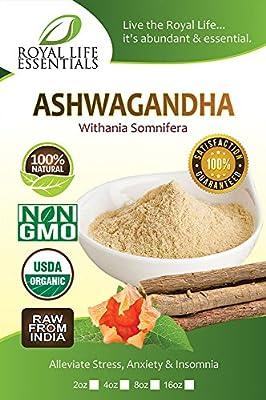 Ashwagandha Organic Powder
