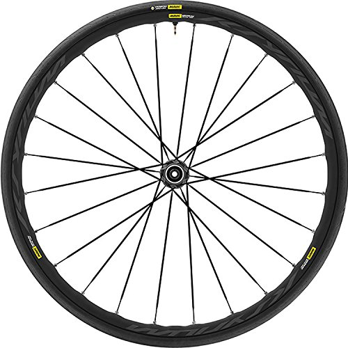 Mavic Ksyrium Rims (Mavic Ksyrium Elite Disc Road Rear Wheel + Yksion Pro 700x25 Tire)