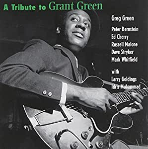 Tribute to Green, Grant