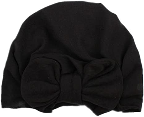 houzhi - Gorras de Punto con Lazo, para niños y niñas, diseño de ...