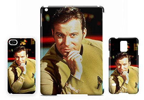 James T Kirk William Shatner iPhone 7 cellulaire cas coque de téléphone cas, couverture de téléphone portable