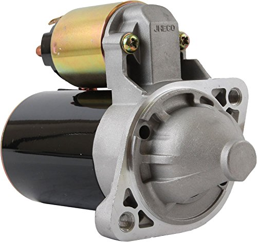 DB Electrical SPR0013 Starter For Hyundai Accent 1.5 1.6L 01 02 03 04 05 06 07 08 /KIA Rio 1.6L 1.6 06 07 08/36100-22850, 36100-22855 /TM000A27601, TM000A37301 - Kia Rio Hyundai Accent