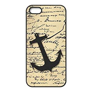 Sailor Anchor New Fashion DIY Phone Case for Iphone 5,5S,customized cover case ygtg574812