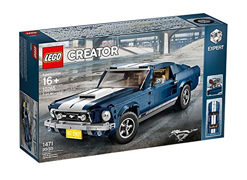 LEGO Creator Ford Mustand Set 10265]()