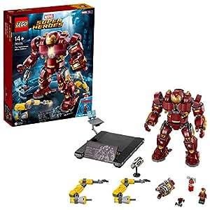 LEGO Marvel Super Heroes 76105la Hulkbuster: Ultron Edition Juguete