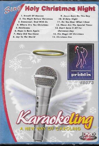 Holy Christmas Night / Karaoke