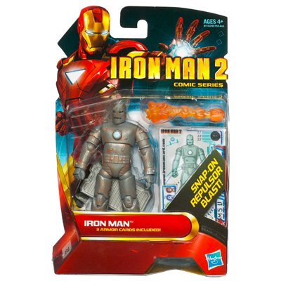 Marvel Iron Man 2 Movie 3 3/4