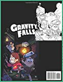 Gravity Falls Coloring Book in Color