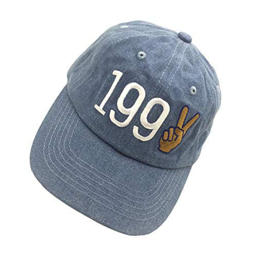 XU YUANHUO 1992 Dad hat Baseball Cap Letter Embroidered Adjustable Snapback Cotton Unisex