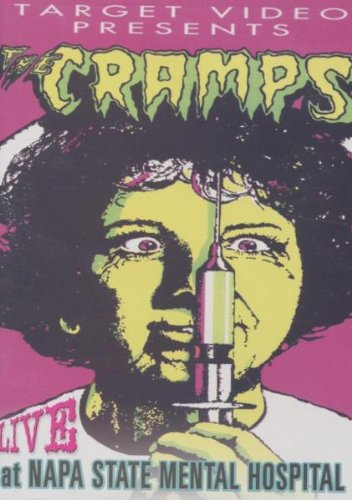 The Cramps - Live at Napa State Mental - Knox Shops At