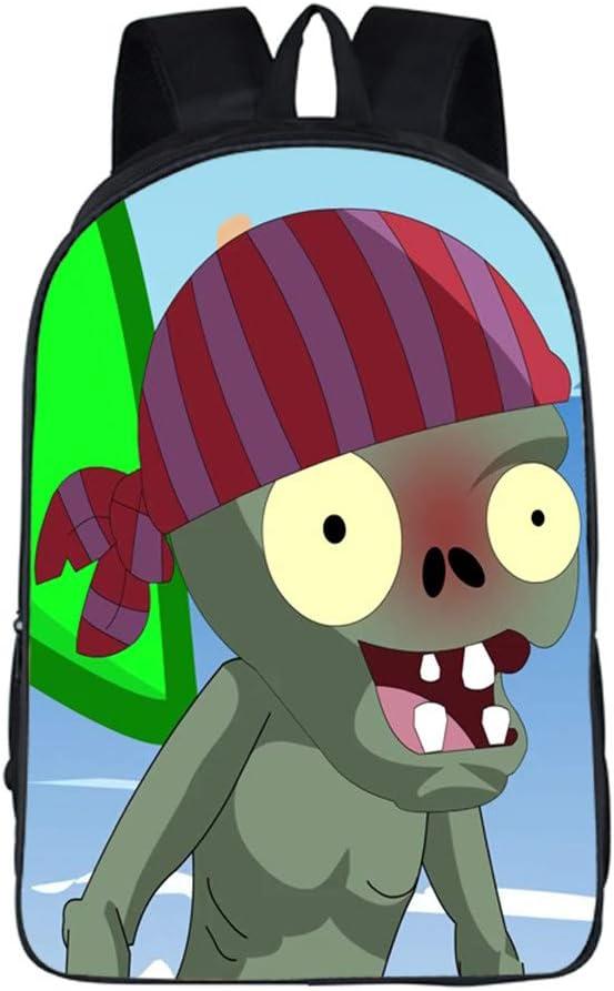 Gumstyle Plants vs. Zombies Backpack Shouder School Bag for Children 13