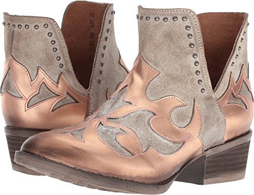 Corral Boots Women's Q5049 Rose Gold 5 B US