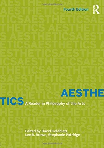 Aesthetics:Reader In Philosophy Of Arts