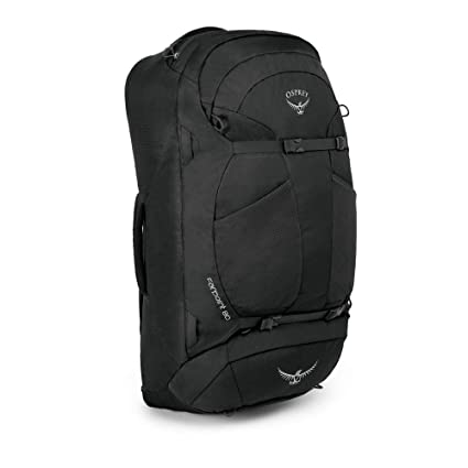 Amazon.com  Osprey Packs Farpoint 80 Travel Backpack  Sports   Outdoors e5abe48031dd9