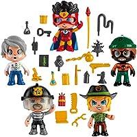 Giochi Preziosi Pinypon Action Figures Multipack 5 figuras con ...